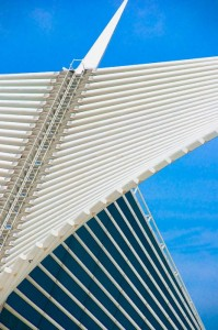 Calatrava, Milwaukee Art Museum