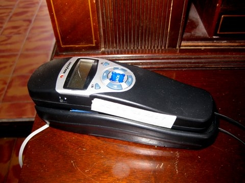 Mexican Phone -  Glibly Facile in Appearance