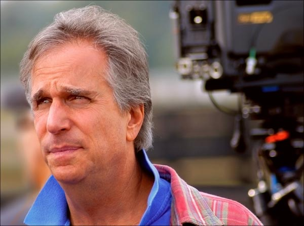 """Henry Franklin Winkler, American Actor, Producer and Author aka """"The Fonz"""""""