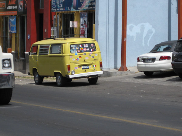 The VW Van that drove many a father crazy!