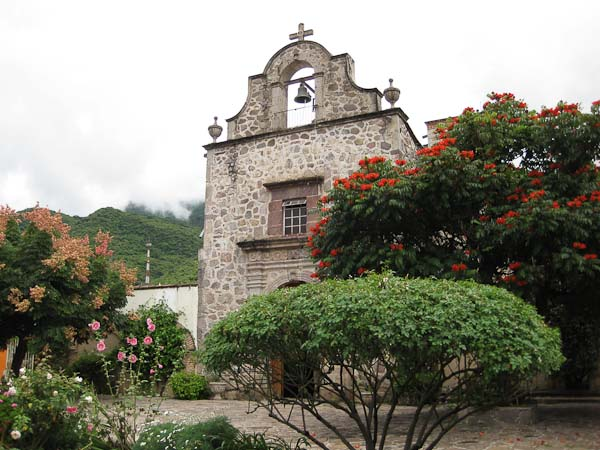 Another view of this beautiful ancient church.